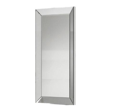 Lampenenmeer Spiegel Zilver 100 x 200 cm