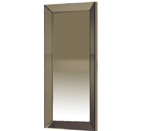 Lampenenmeer Spiegel sepia 80 x 180 cm