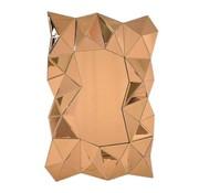 L&M Aladin  Gouden Spiegel - Rechthoekig
