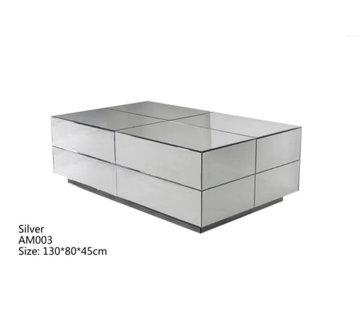 L&M Salontafel - Soeur (Zilver)