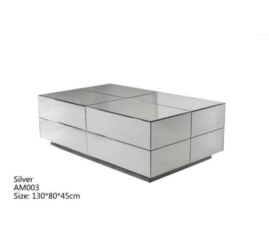 Salontafel - Soeur (Zilver)