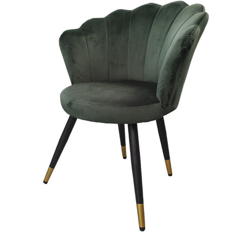 Fancyson Stoel - Royal Shell (Green)