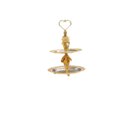 L&M High Tea High Tea Etagere Noor Series - Gold