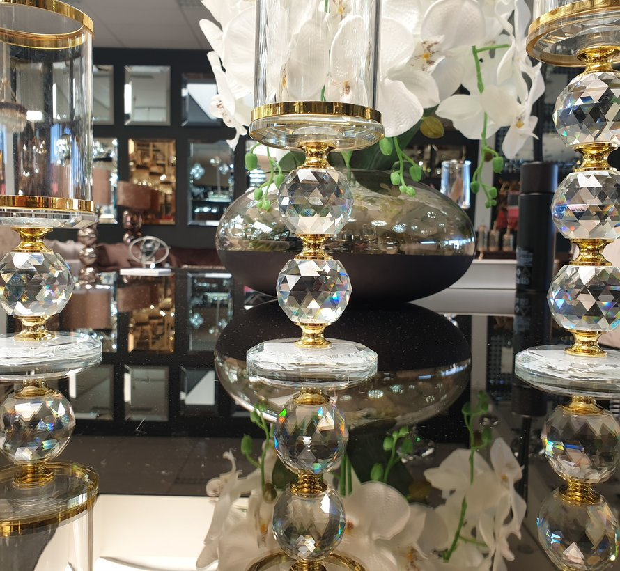 Kandelaar Diamond Series - Gold