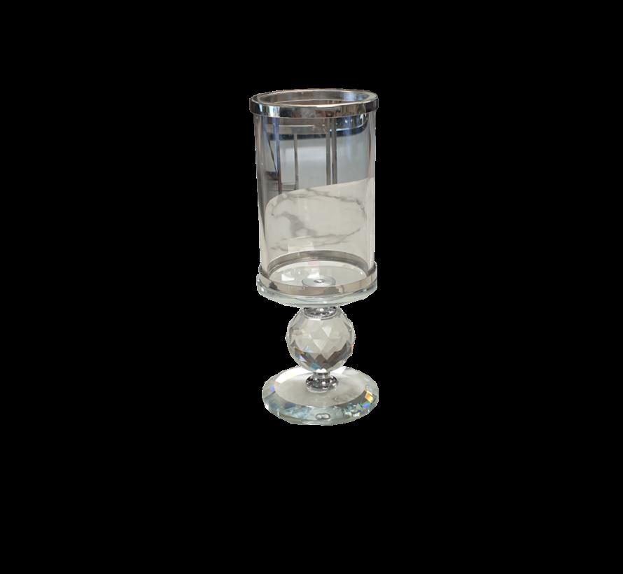 kandelaar Diamond Series - Silver
