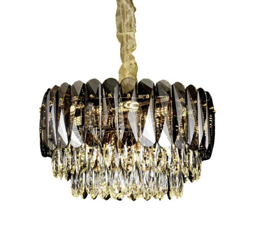 Hanglamp - Emilio Ø 60 cm (Dark Brown)