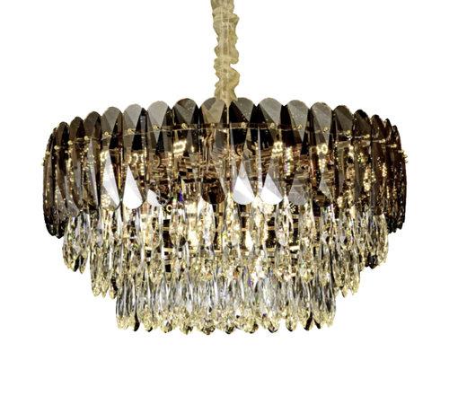 Erik Kuster Style Hanglamp - Emilio Ø 80 cm (Dark Brown)