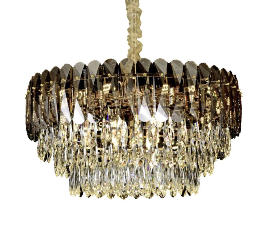 Hanglamp - Emilio Ø 80 cm (Dark Brown)