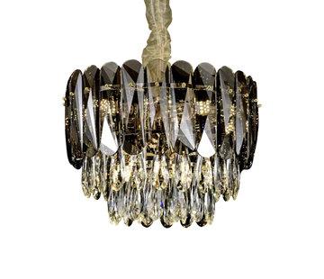 Erik Kuster Style Hanglamp - Emilio Ø 50 cm (Dark Brown)