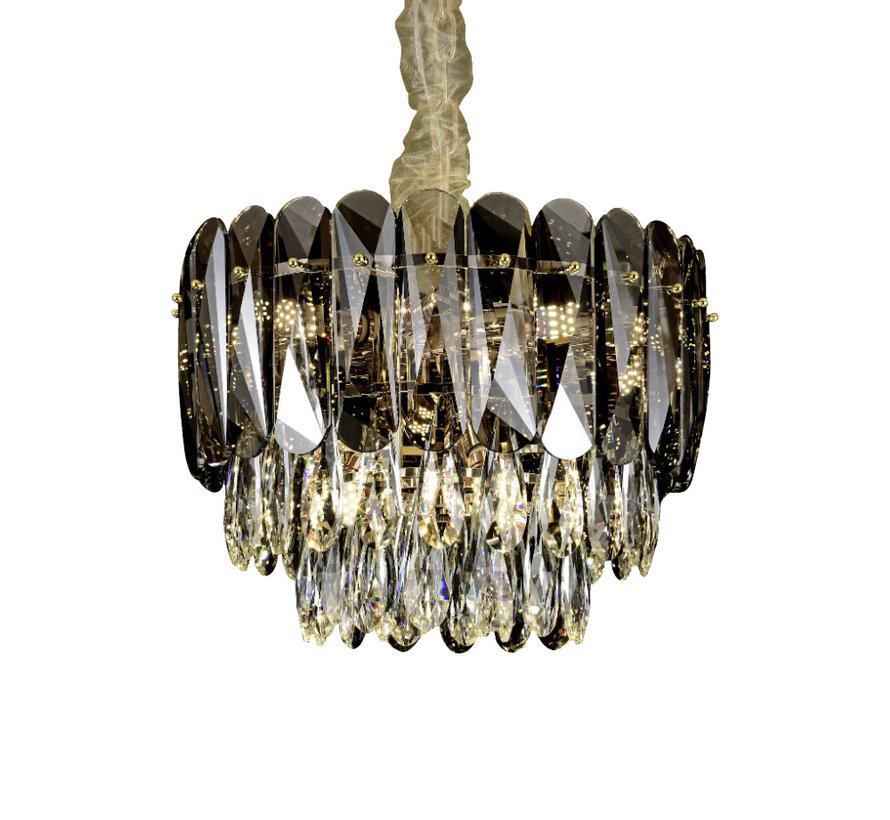 Hanglamp - Emilio Ø 50 cm (Dark Brown)