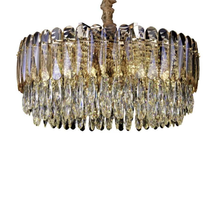 Hanglamp - Emilia Ø 80 cm (Goud)