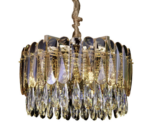 Erik Kuster Style Hanglamp - Emilia Ø 60 cm (Goud)
