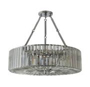 Erik Kuster Style Hanglamp - Alma (Clear Glass)