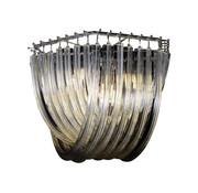Erik Kuster Style Hanglamp - Milano (Clear Glass)(2 Maten)