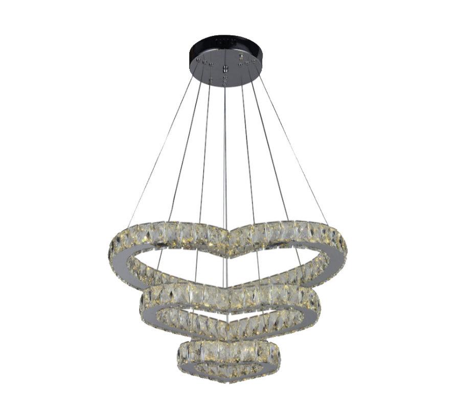Hanglamp - Hearts (50 cm Ø)