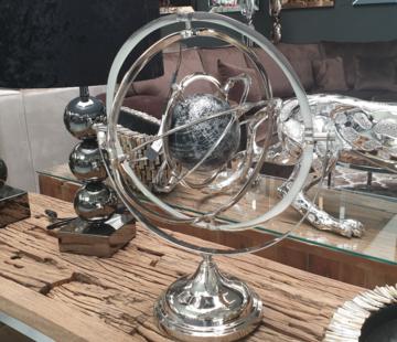 L&M Decoratieve wereld bol - L
