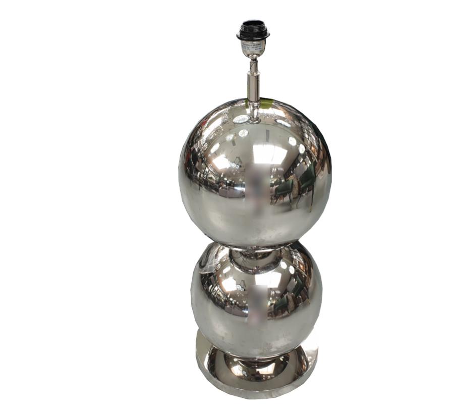 Bollamp Neva - Zilver