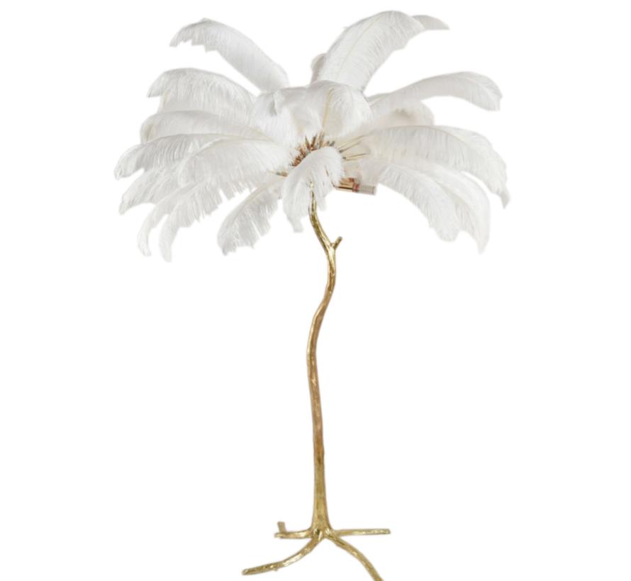 Pre-Order Struisvogel Vloerlamp OP=OP