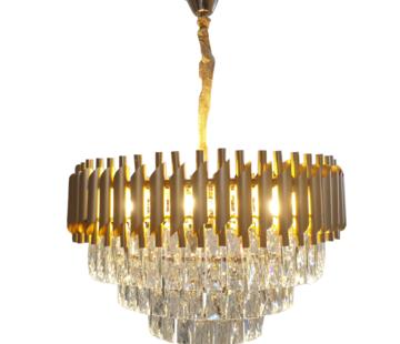 Erik Kuster Style Hanglamp Pearl - Gold - 60cm