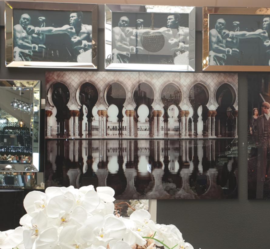 Dubai - Art Glasschilderij