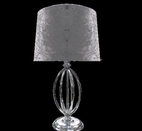 L&M Tafellamp Chica - Zilver