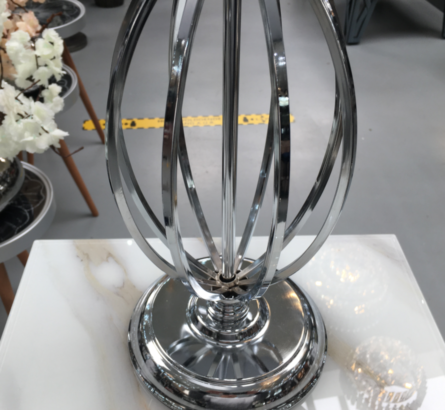 Tafellamp Chica - Zilver