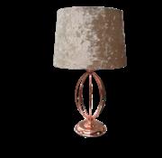 L&M Tafellamp Chica - Goud