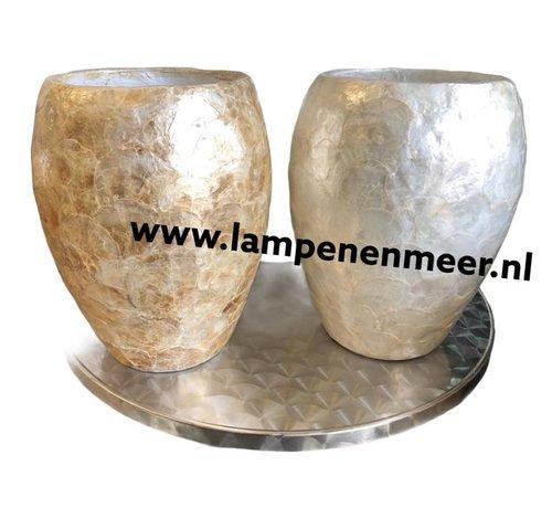 Erik Kuster Style Actie Pot Gold/Zilver