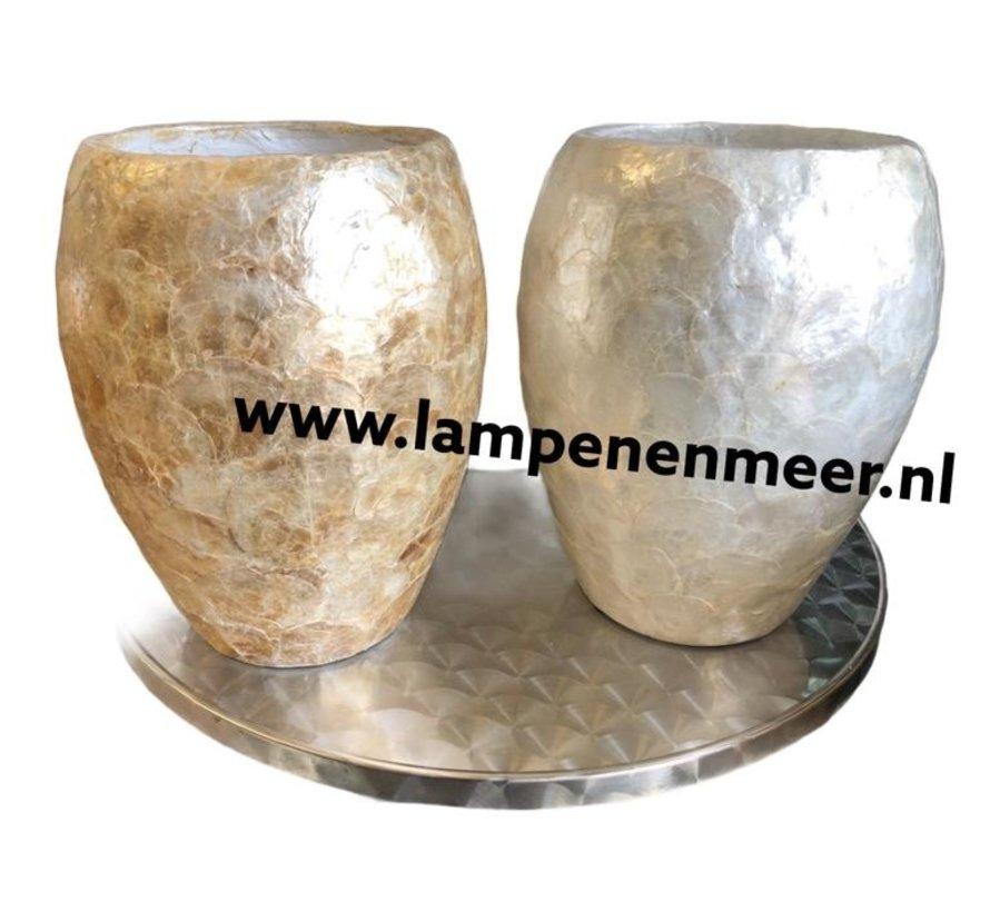 Actie Pot Gold/Zilver