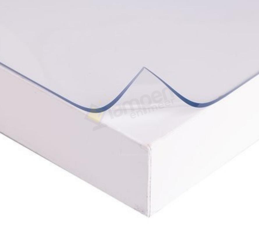 PVC Tafelzeil Breedte 120 cm   Dikte 2 mm
