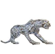 L&M Luipaard zilver