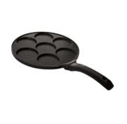 L&M Pancakes pan / Baghrir pan met anti-aanbaklaag 26 cm