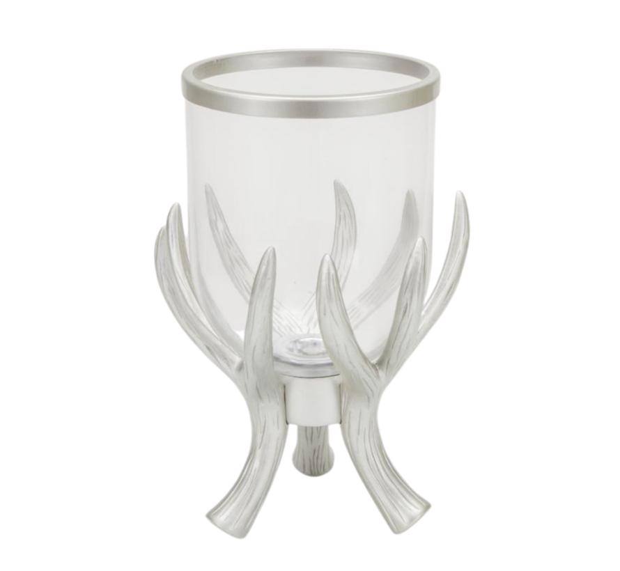 Waxinelichthouder Eric Kuster Style 2021 - Zilver