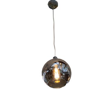 L&M Hanglamp Illusion Smoking Glass 1 licht