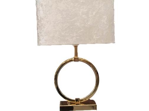 L&M Staande lamp - Circular Gold