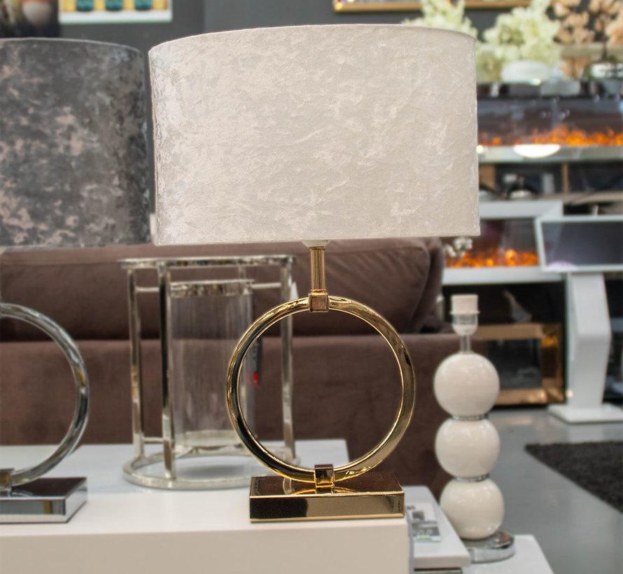 Staande lamp - Circular Gold