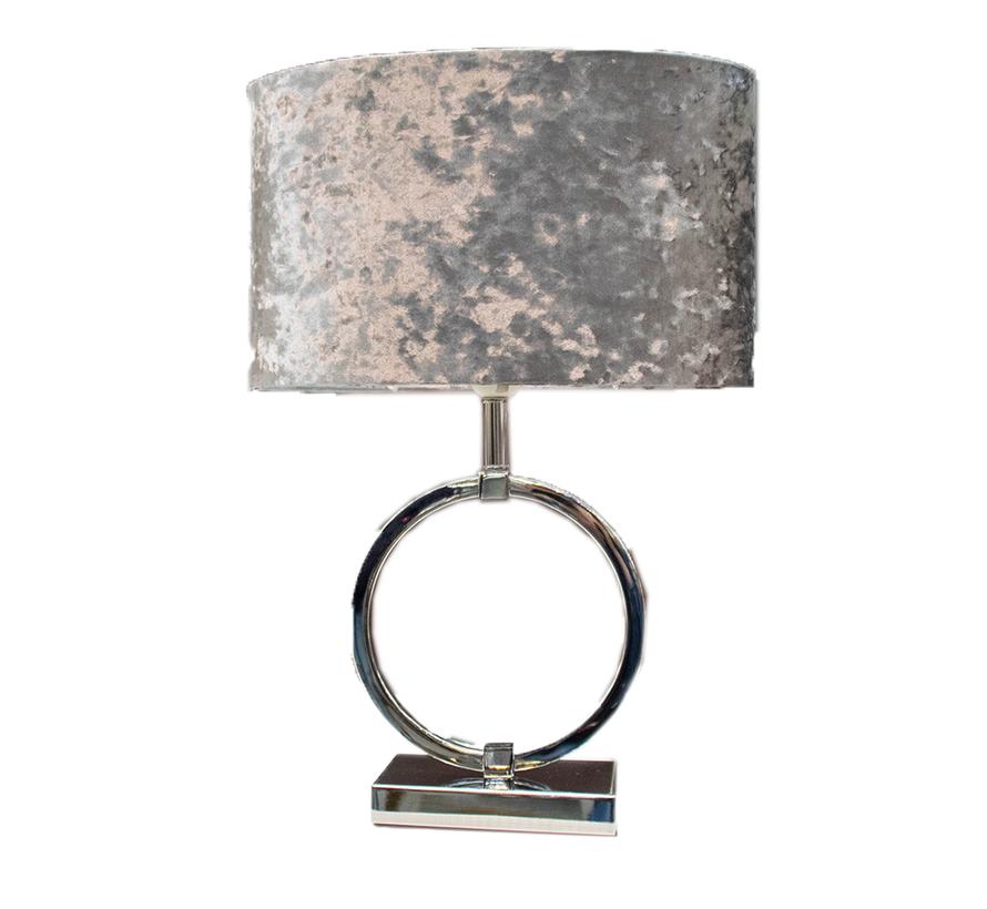 Staande lamp - Circular Zilver
