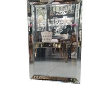 L&M Eric Kuster Style Spiegel -  60 x 90 cm