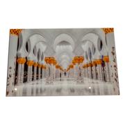 L&M Dubai 2 - Art Glasschilderij