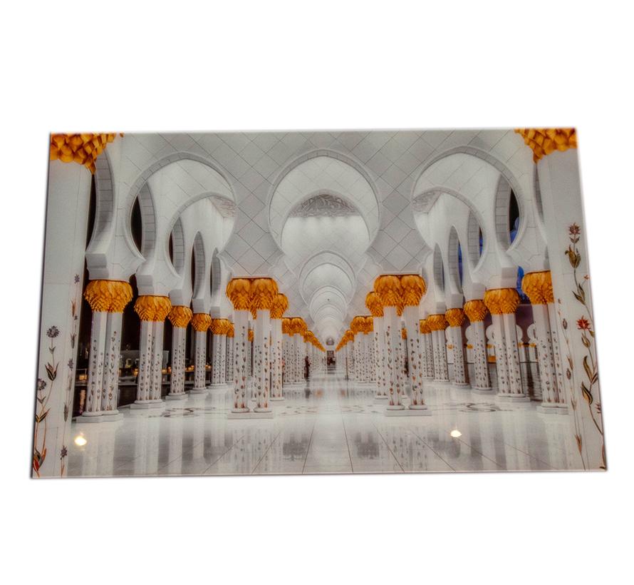 Dubai 2 - Art Glasschilderij