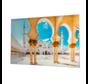 Abu Dhabi - Art Glasschilderij