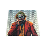 Joker- Art Glasschilderij