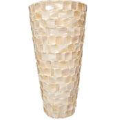 Eric Kuster Stijl Pot Mother of Pearl