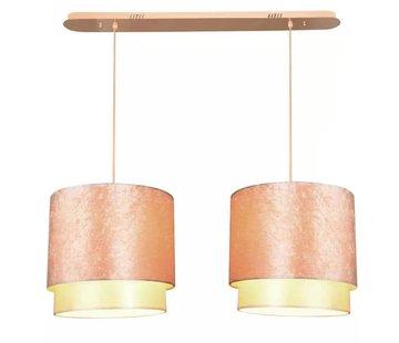 Erik Kuster Style Hanglamp Goud