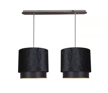 Erik Kuster Style Hanglamp Antraciet