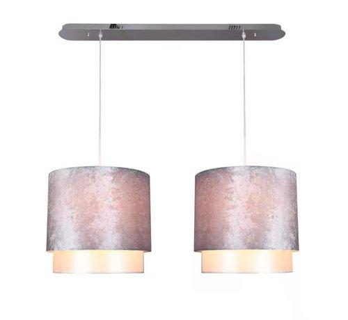 Erik Kuster Style Hanglamp Zilver