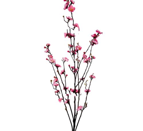 L&M Appelbloesem Kunsttak - Roze