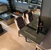 L&M Abu Dhabi Woonkamer Set - Sepia/Antraciet