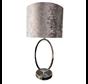 Morro lamp - Rond Silver