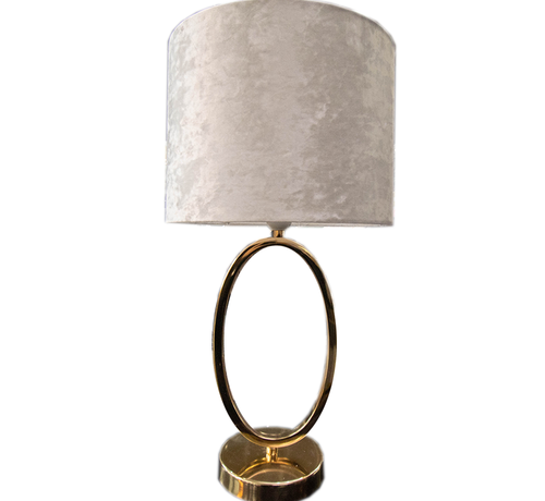 Eric Kuster Style Morro lamp - Rond Gold